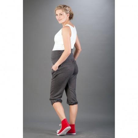 Borneo Grey Spodnie Materiałowe