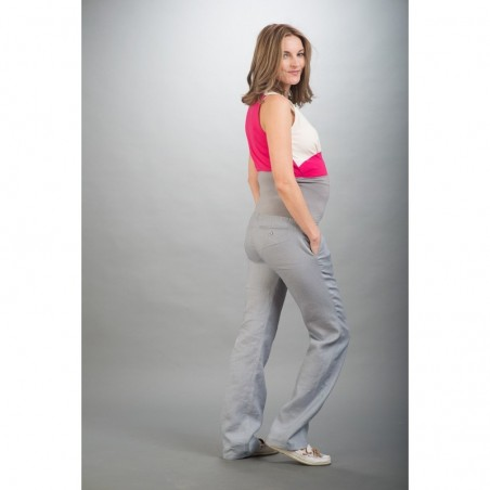 Constance Grey Spodnie Materiałowe