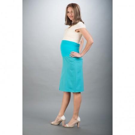 Rania Blue Spódnice