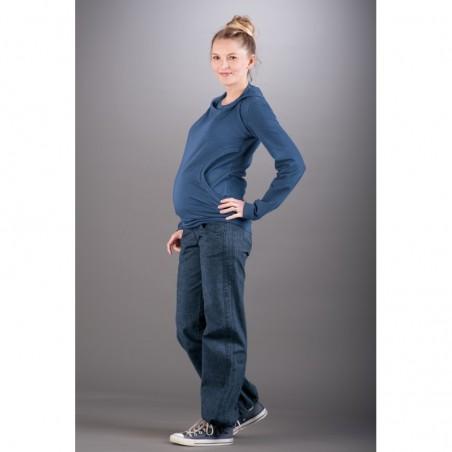 Queens Jeans Jeansy ciążowe