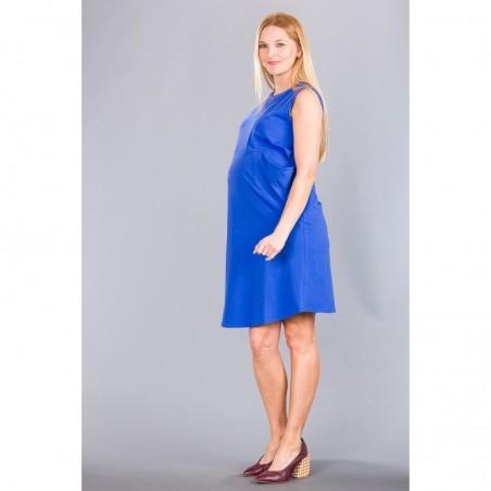 Isa Cobalt Sukienki ciążowe