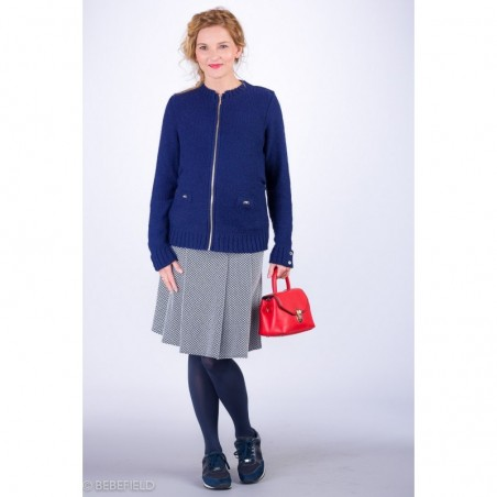 Louise Swetry i płaszcze