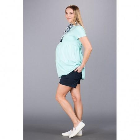 Elodie Mint Bluzki ciążowe