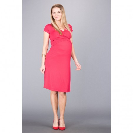 Florentina Raspberry Sukienki do karmienia