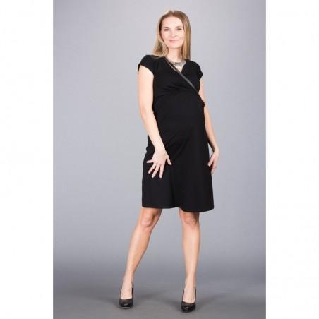 Florentina Black Sukienki ciążowe