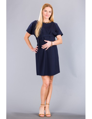 Gloria Navy Sukienki ciążowe