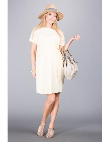 גלוריה צהוב שמלות הריון