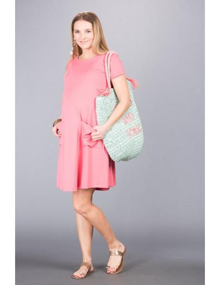 Mila Coral Sukienki ciążowe