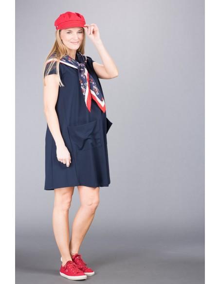 Mila Navy Sukienki ciążowe