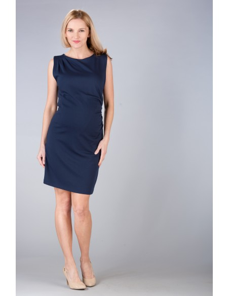 Grazia Navy Sukienki ciążowe
