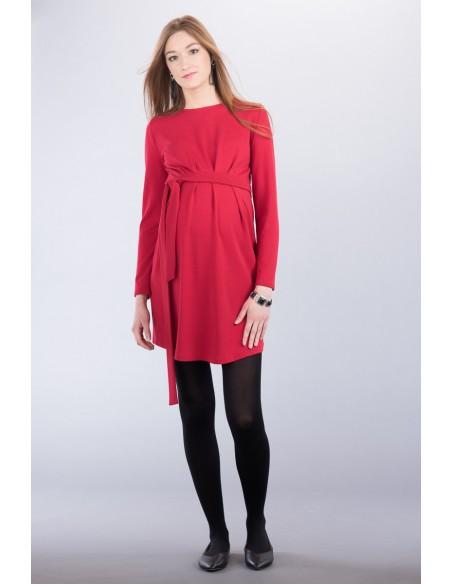 Adeline red Odzież i bielizna ciążowa