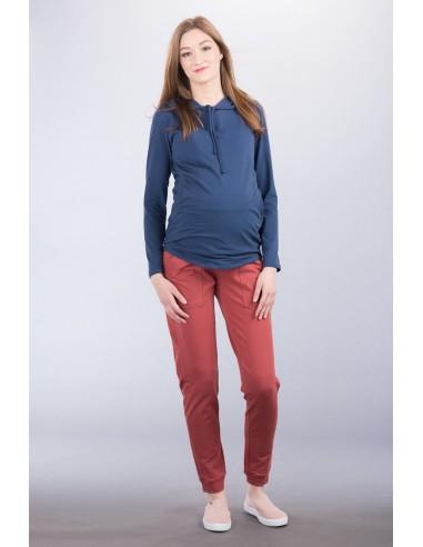 Lila jeans Bluzki do karmienia