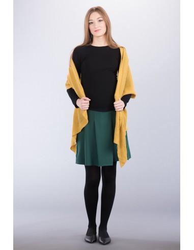 Mirelle green Spódnice