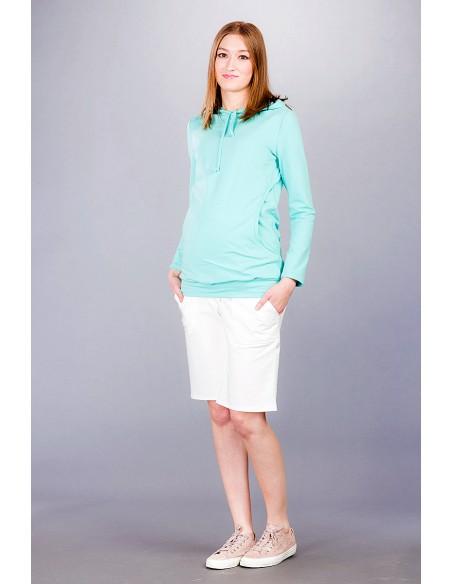 Pietro milk Spodnie ciążowe