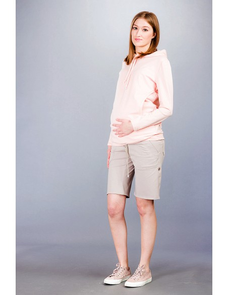 Pietro taupe Spodnie ciążowe