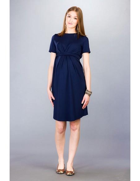 Alina navy Sukienki ciążowe