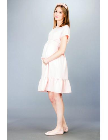 Arabella blush שמלות הריון