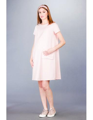 Ella blush Sukienki ciążowe