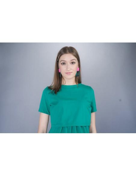 Emma emerald Sukienki do karmienia