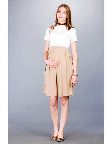 Gemma latte Sukienki ciążowe