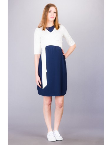 Marcia navy Sukienki ciążowe