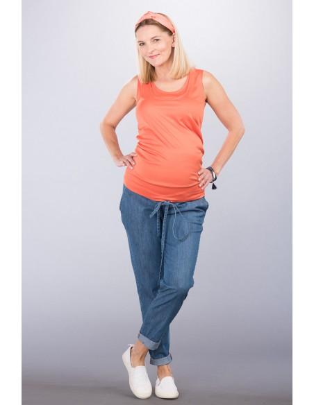 Oxford blue Jeans Jeansy ciążowe