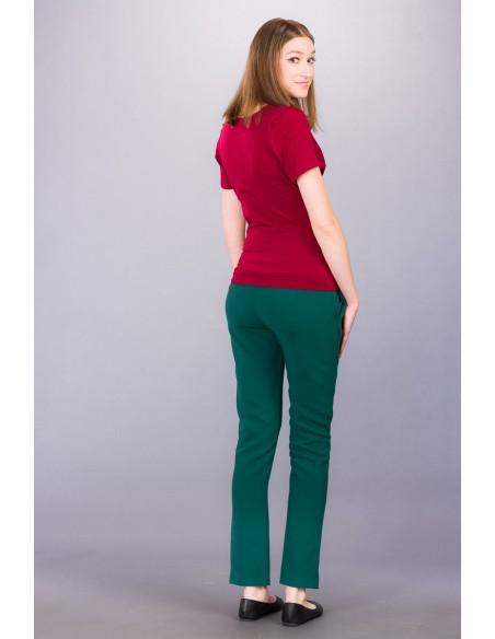 Bologna green Spodnie ciążowe