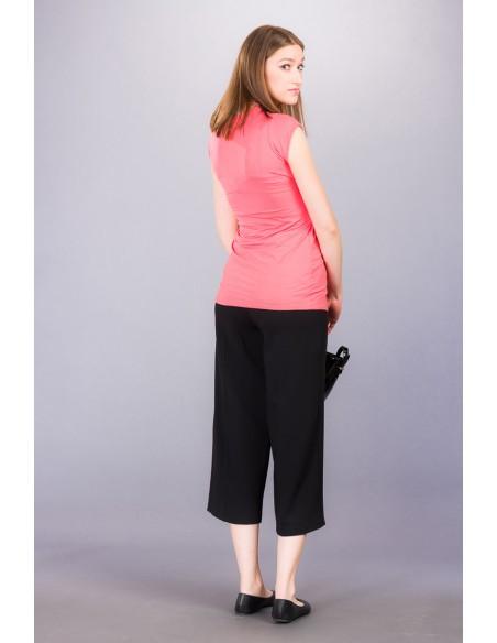 Umberto black Spodnie ciążowe