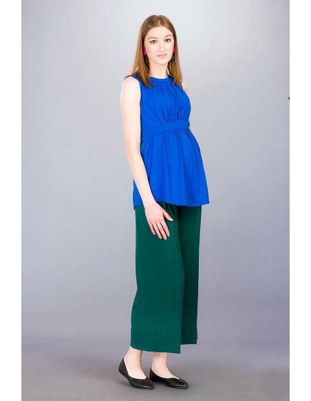 Umberto green Spodnie ciążowe