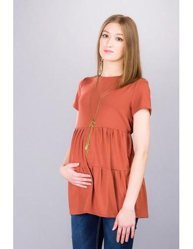 Elodie rusty Bluzki ciążowe