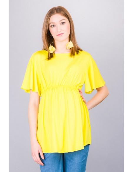 Tuva lemon Bluzki ciążowe